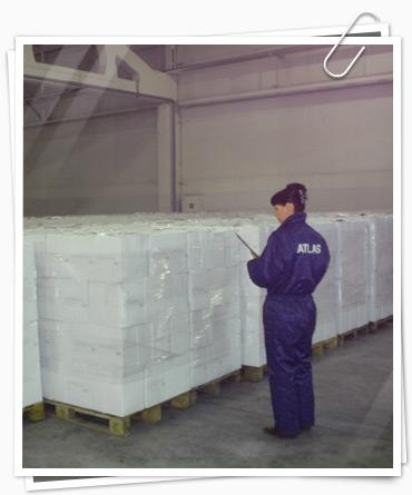 Проверка качества грузов